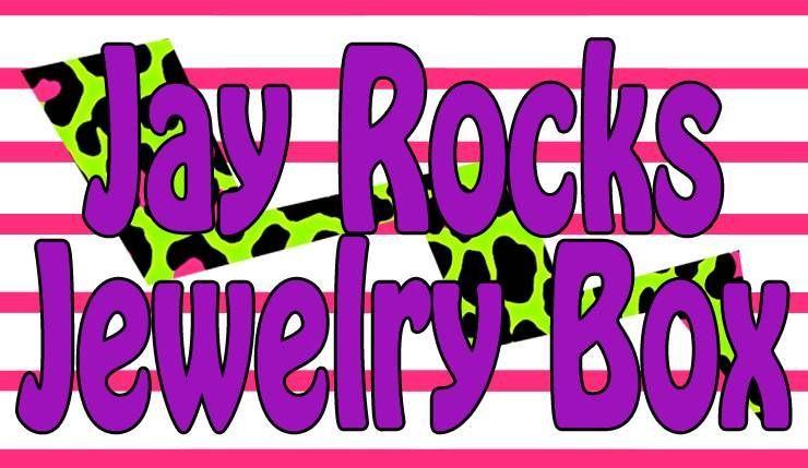 Jay Rocks Jewerly Box