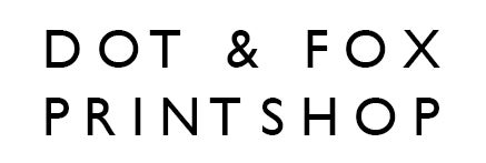 DOT & FOX PRINT SHOP