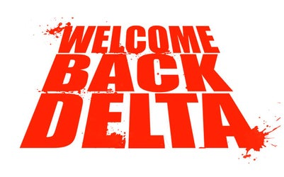 Welcome Back Delta