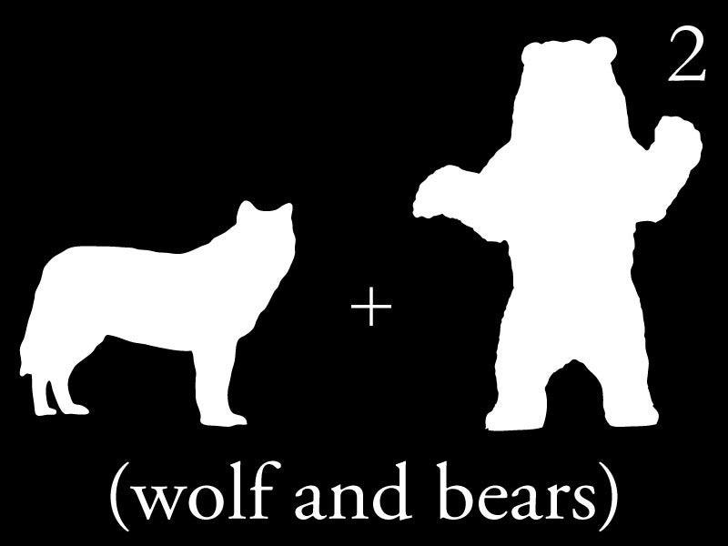 Wolf & Bear Workshop