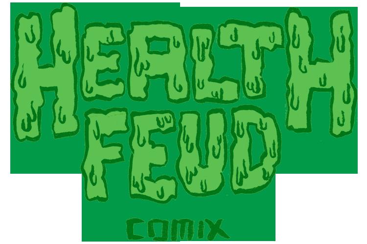Health Feud Comix