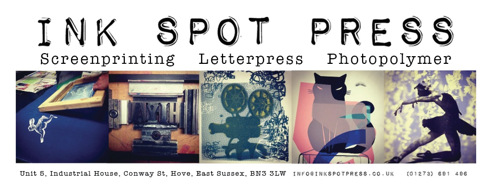 Ink Spot Press