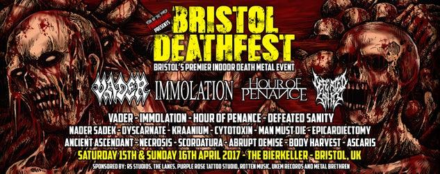 Bristol Deathfest