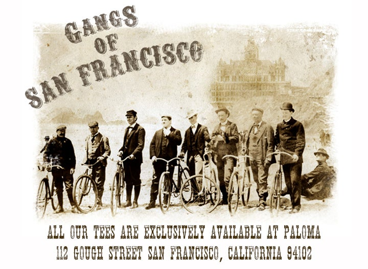 Gangs of San Francisco