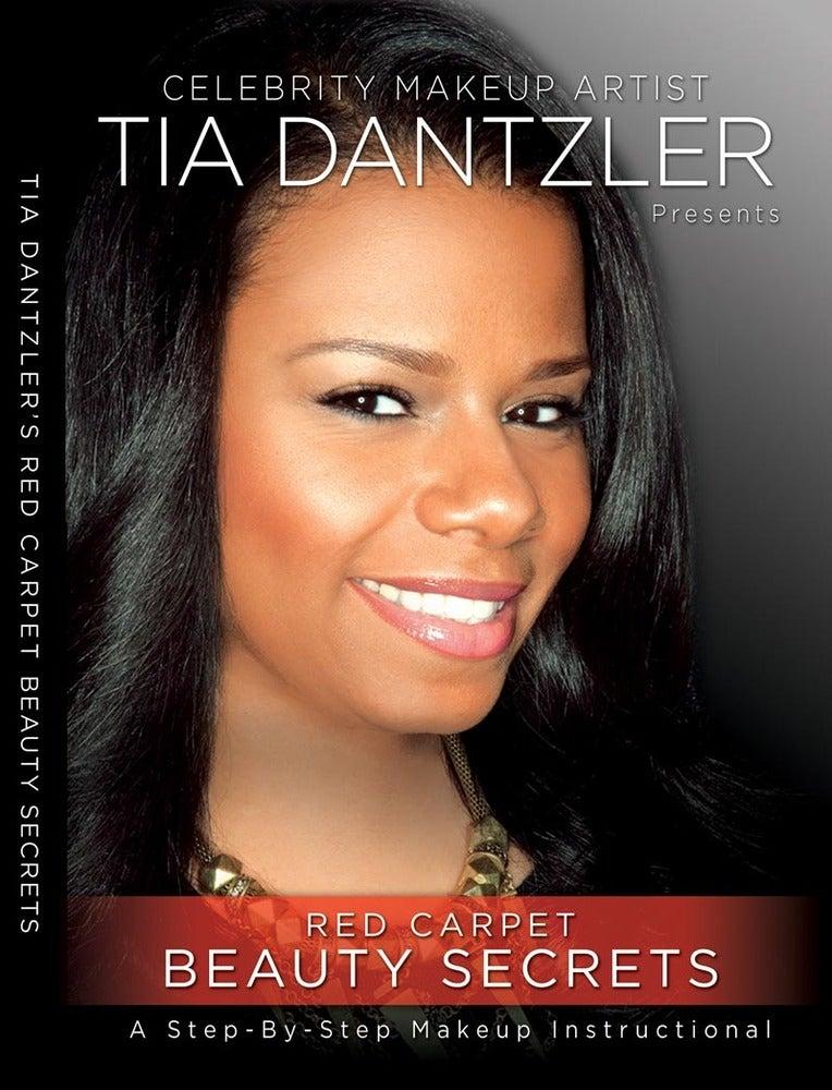 Red Carpet Beauty Secrets Instructional Makeup DVD