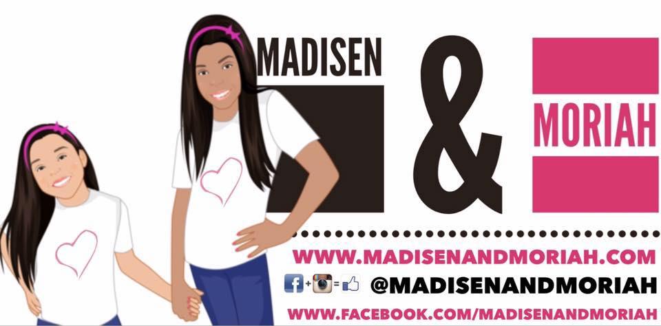 Madisen and Moriah