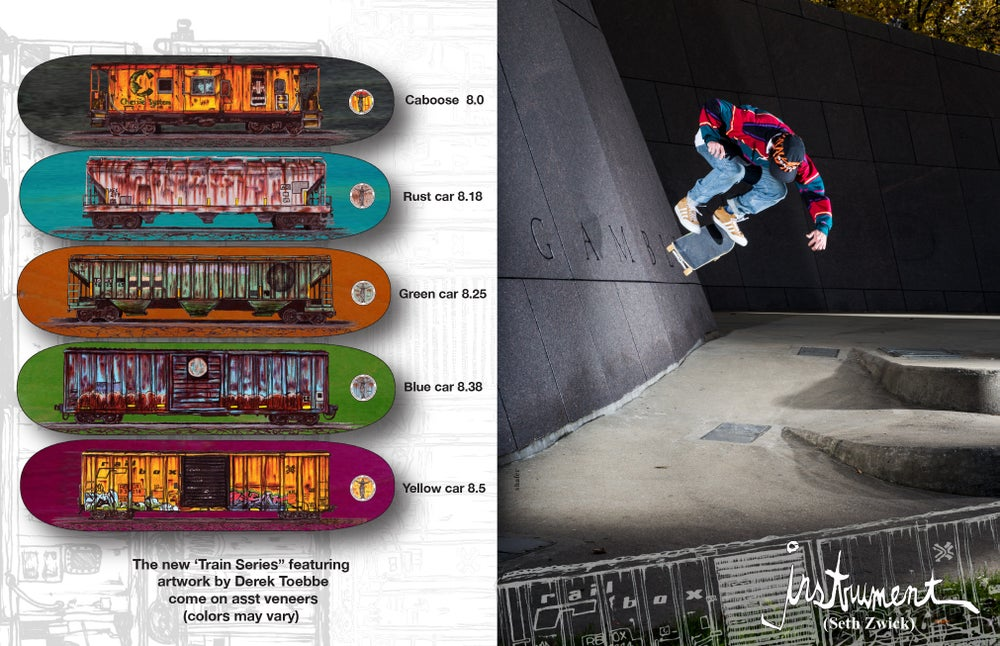Instrument Skateboards