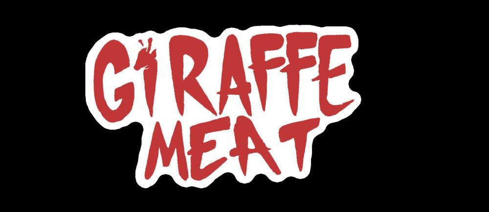 Giraffe Meat
