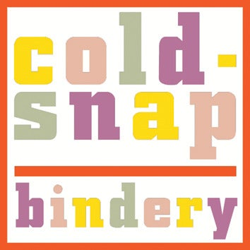 coldsnap bindery