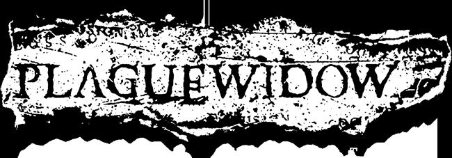 PLAGUE WIDOW || MERCH STORE