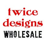 twicedesigns wholesale