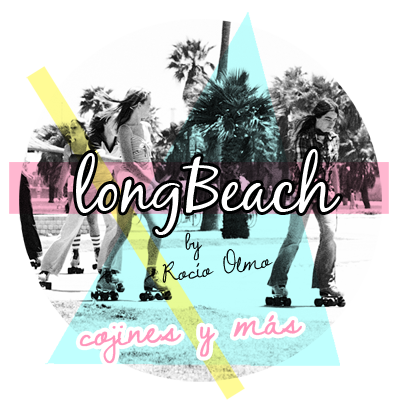 long BEACH by Rocío Olmo