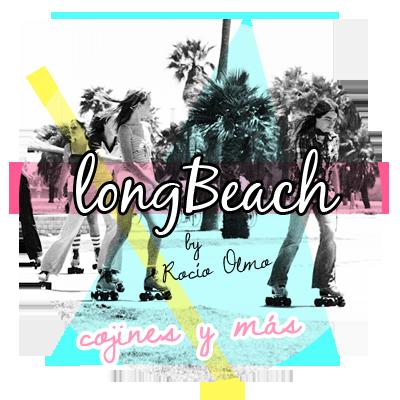 long BEACH by Rocío Olmo