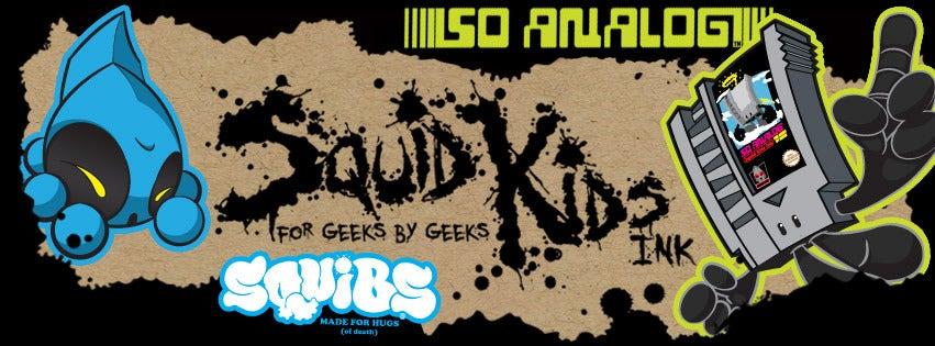 Squid Kids Ink