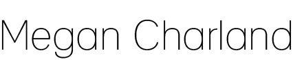 Megan Charland | shop