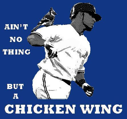 EE's Chicken Wings