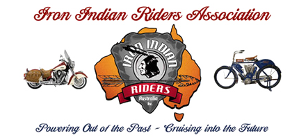 Iron Indian Riders of Australia