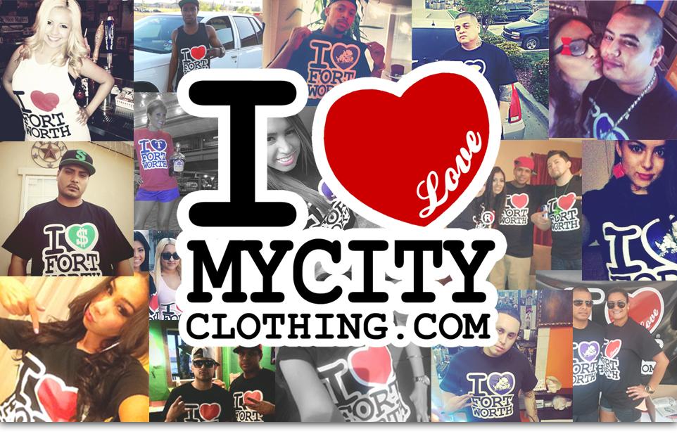 I Love My City Clothing