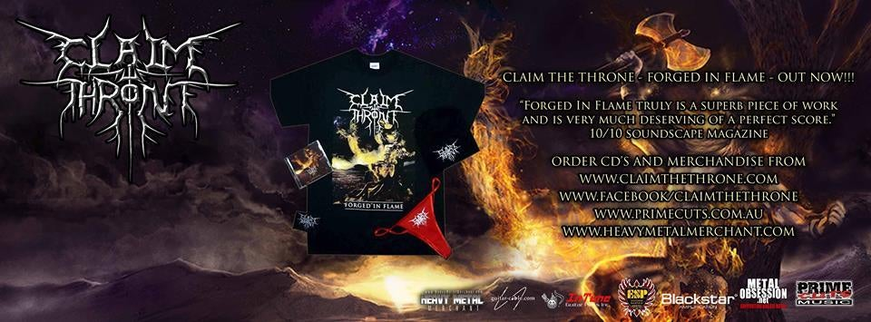CLAIM THE THRONE WEBSTORE