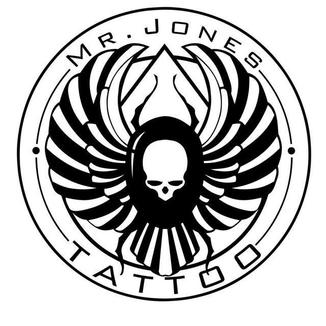 Mr Jones Tattoo
