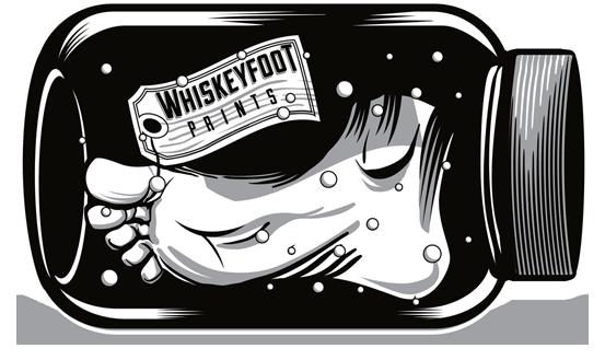 Whiskeyfoot Prints