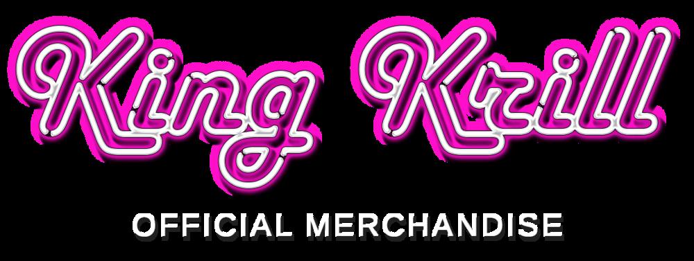 King Krill Official Merchandise