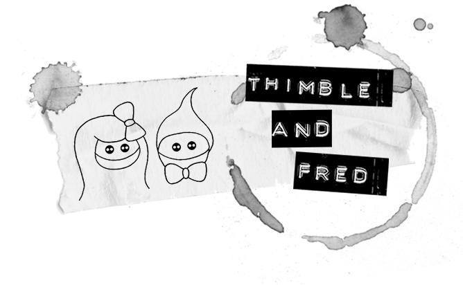 Thimble and Fred - LoveButton™ Jewellery