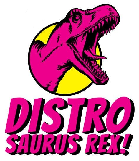 Distrosaurus Rex