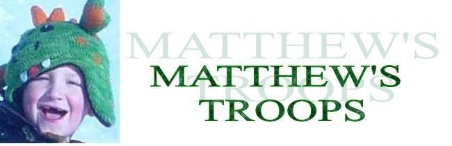 Matthew's Troops