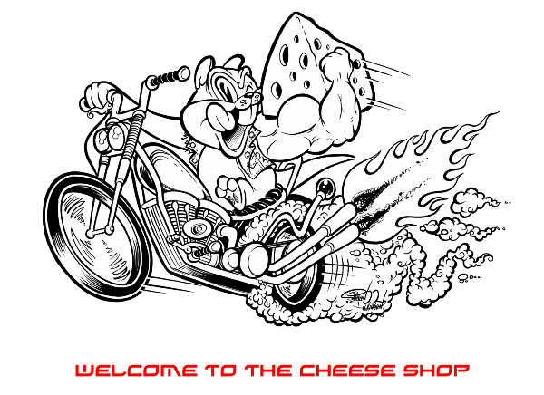 Gophers and Cheese
