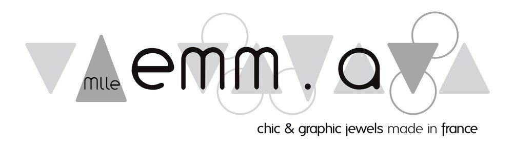 Mlle emm.a [chic & graphic jewels]