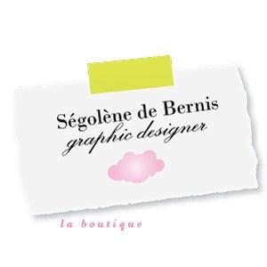 Ségolène de Bernis, graphic designer