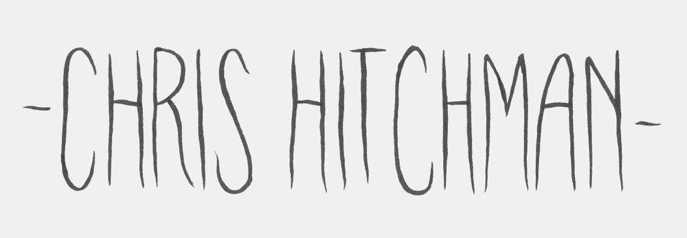 Chris Hitchman Art