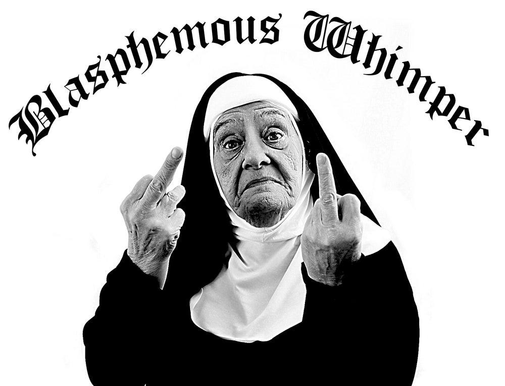 Blasphemous Whimper