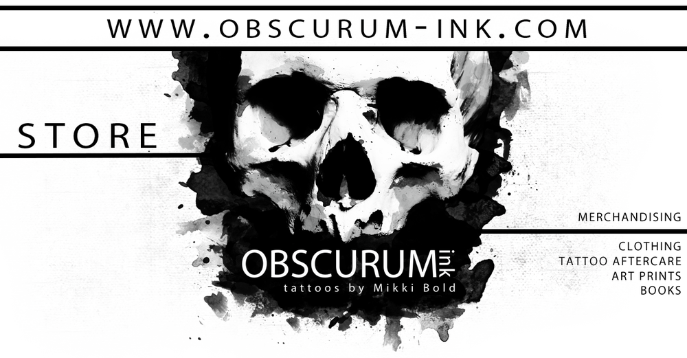 Obscurum Ink - Tattoos By Mikki Bold