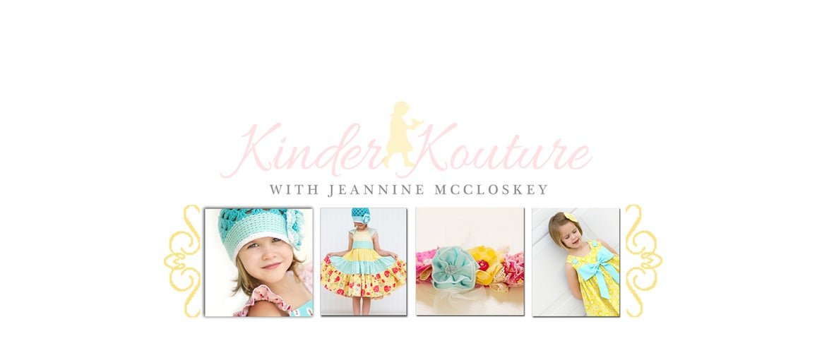 Kinder Kouture Clothing
