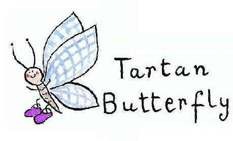 Tartan Butterfly