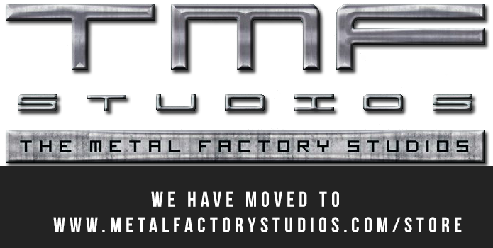 The Metal Factory Drums