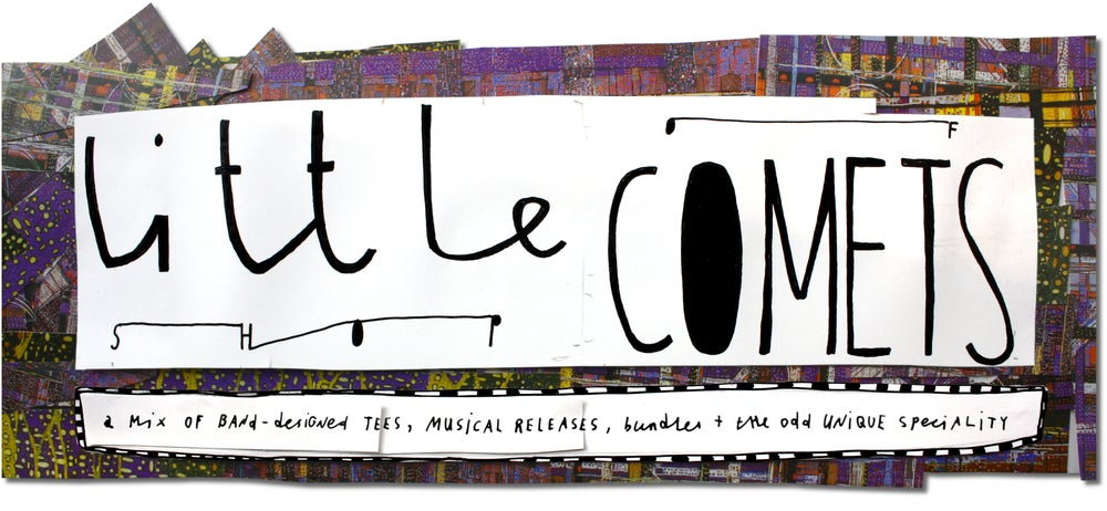 Little Comets Store