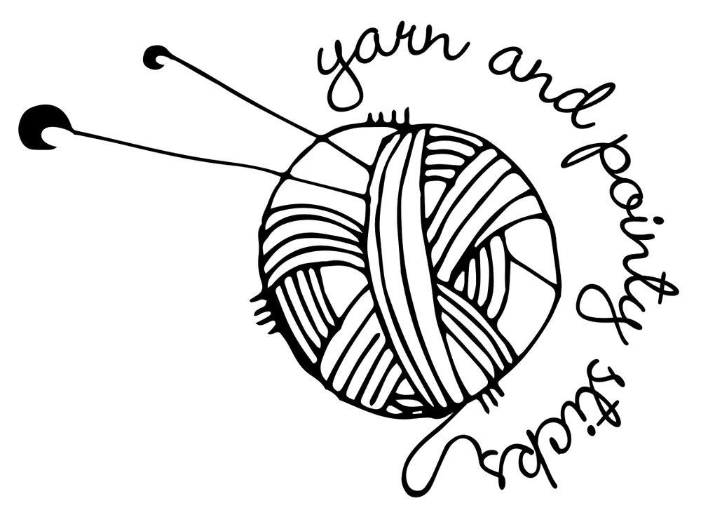 Yarn and Pointy Sticks