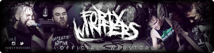 Forty Winters Webstore