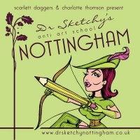 Dr Sketchy Nottingham