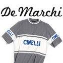 Vintage Cycling Jerseys - Official replicas by De Marchi