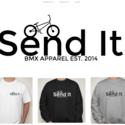 Send It BMX Apparel