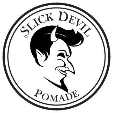 stockist slick devil pomade men 39 s grooming. Black Bedroom Furniture Sets. Home Design Ideas