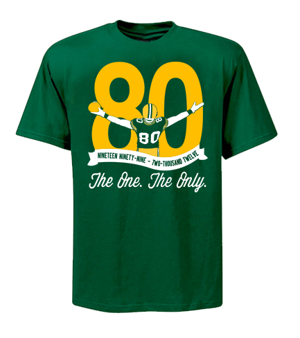 Image of #80 - The One. The Only.