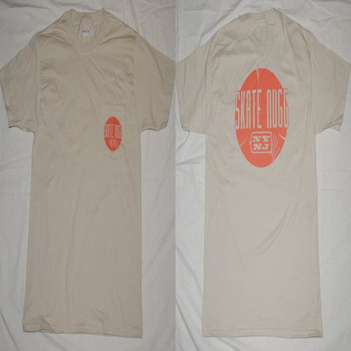 Image of Porkroll Pocket Tee - Creme