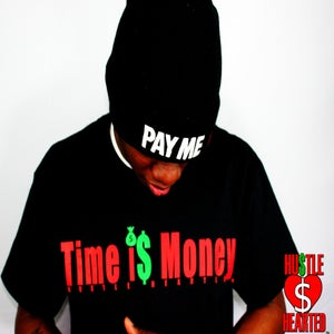 "Image of ""Time i$ Money"" tees"
