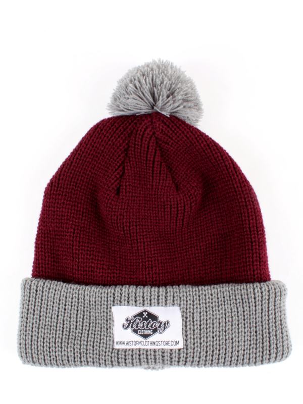Image of History Clothing Label Beanie