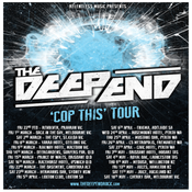 Image of Signed 'Cop This' Tour Poster